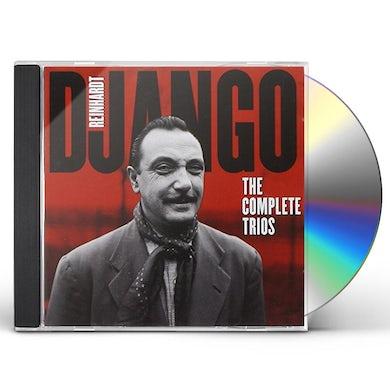 Django Reinhardt COMPLETE TRIOS CD