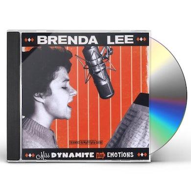 Brenda Lee MISS DYNAMITE + EMOTIONS CD