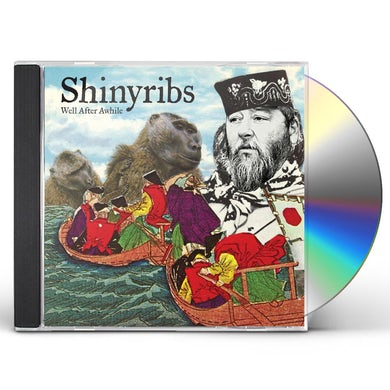 Shinyribs WELL AFTER AWHILE CD