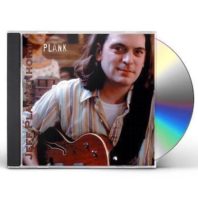 Jeff Plankenhorn PLANK CD