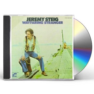 Jeremy Steig WAYFARING STRANGER CD
