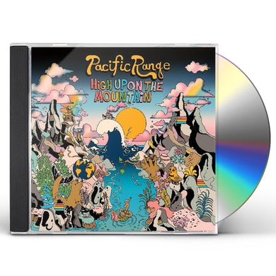 High Upon The Mountain CD
