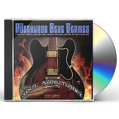 Hollywood Blue Flames SOUL SANCTUARY CD
