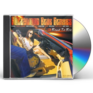 Hollywood Blue Flames ROAD TO RIO CD