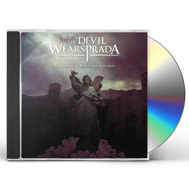 The Devil Wears Prada DEAR LOVE: A BEAUTIFUL DISCORD CD