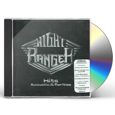 Night Ranger Hits, Acoustic & Rarities CD