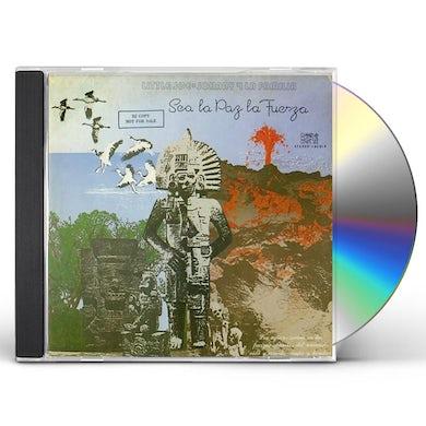 little joe SEA LA PAZ LA FUERZA CD