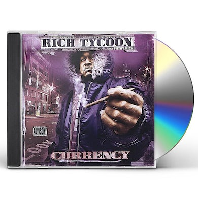 Rich Tycoon CURRENCY CD