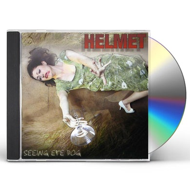 Helmet SEEING EYE DOG CD