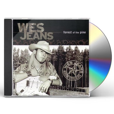 Wes Jeans FOREST OF THE PINE CD