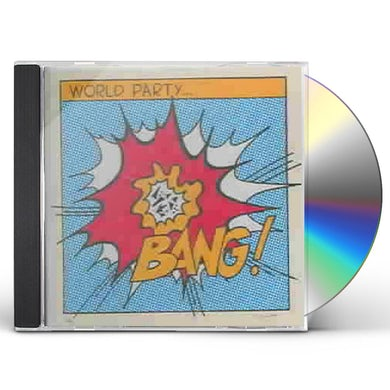 World Party BANG CD