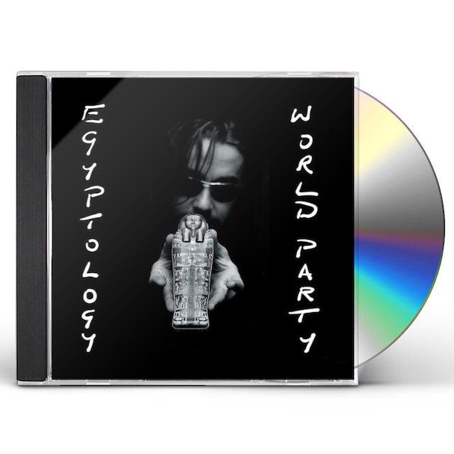 World Party EGYPTOLOGY CD