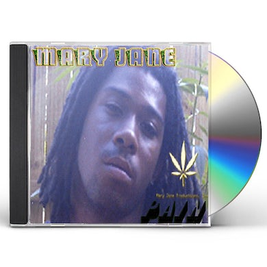 Pain MARY JANE CD