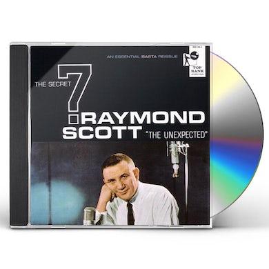 Raymond Scott SECRET 7: THE UNEXPECTED CD