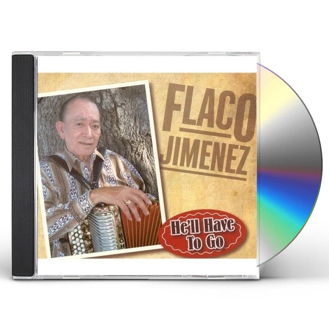 Flaco Jimenez YA VOLVI DE LA GUERRA CD