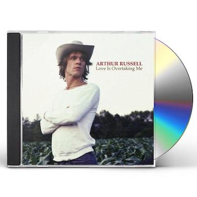 Arthur Russell LOVE IS OVERTAKING ME CD