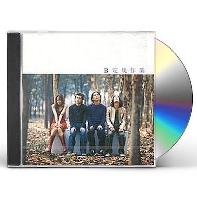 Jaurim B REGULAR WORK CD