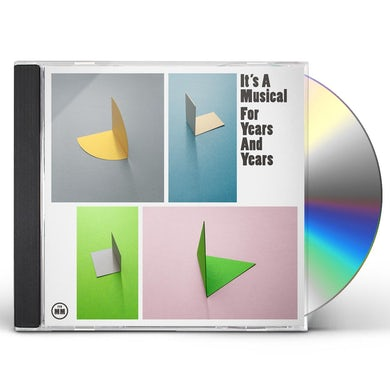 It'S A Musical FOR YEARS & YEARS CD