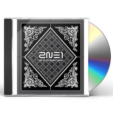 NOLZA: FIRST LIVE CONCERT CD