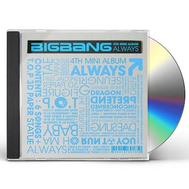 BIGBANG ALWAYS CD