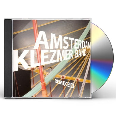 Amsterdam Klezmer Band REMIXED CD