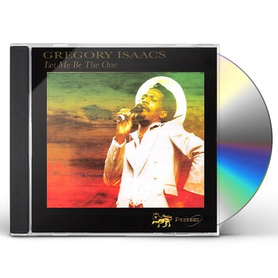 Gregory Isaacs LET ME BE THE ONE CD