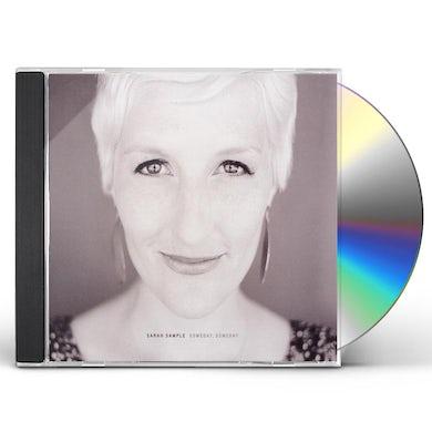 Sarah Sample SOMEDAY SOMEDAY CD