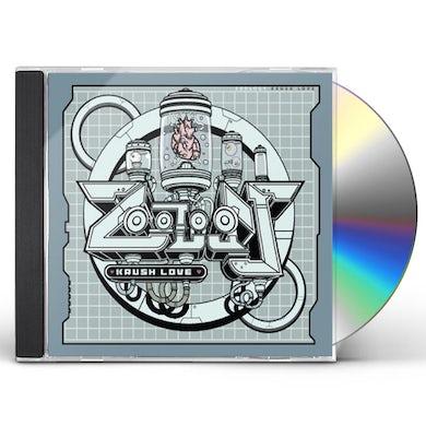 Zoology KRUSH LOVE CD