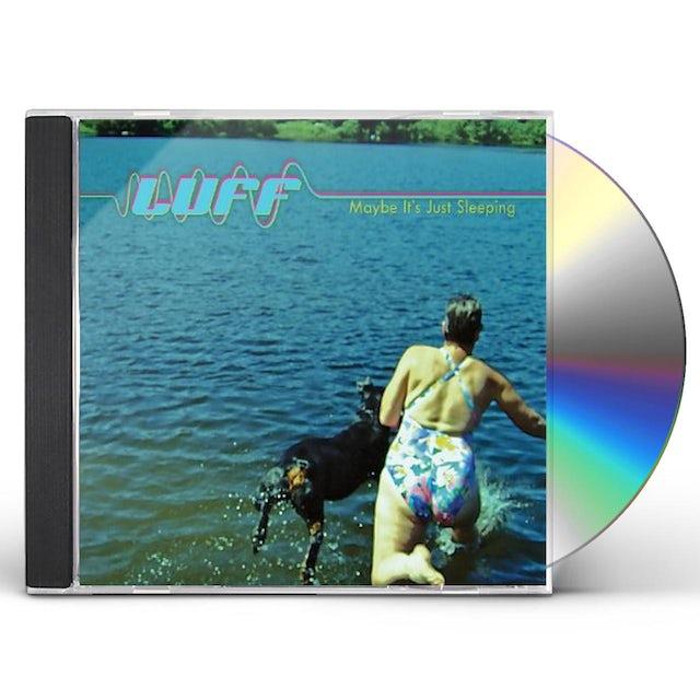 Luff MAYBE IT'S JUST SLEEPING CD