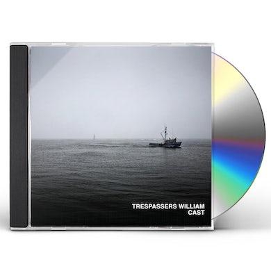 Trespassers William CAST CD