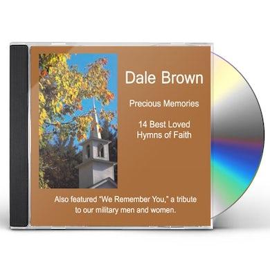 Dale Brown PRECIOUS MEMORIES CD