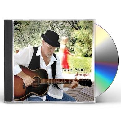 David Starr ALIVE AGAIN CD