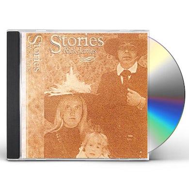 Rick James STORIES CD
