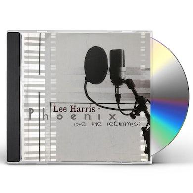 Lee Harris PHOENIX (THE LIVE RECORDINGS) CD