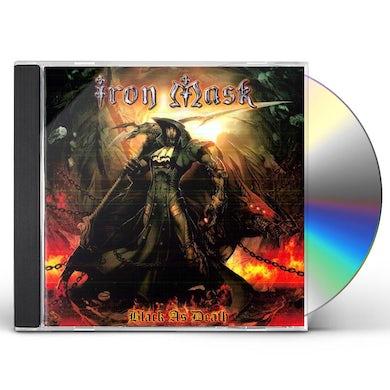Iron Mask BLACK AS DEATH CD