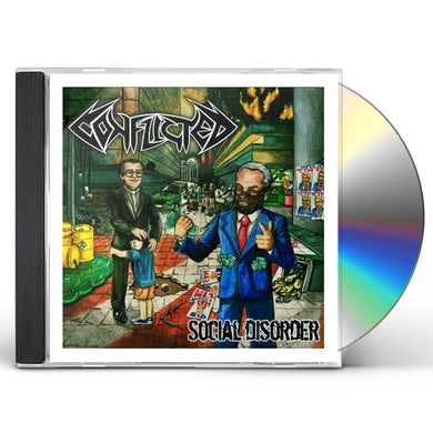 Conflicted SOCIAL DISORDER CD