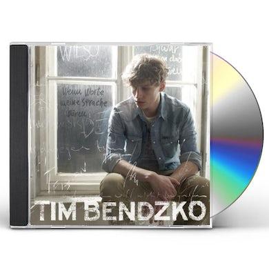 Tim Bendzko WENN WORTE MEINE SPRACHE WAREN (2013) CD