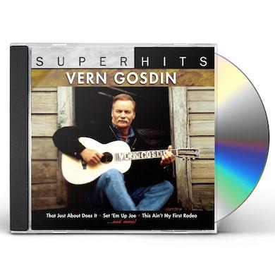 Vern Gosdin SUPER HITS CD