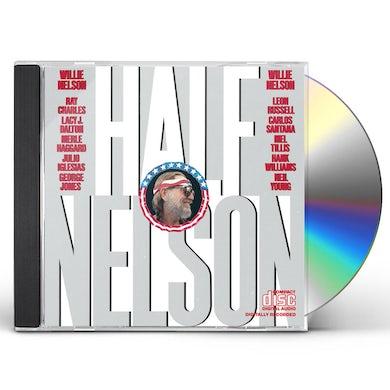Willie Nelson HALF NELSON CD