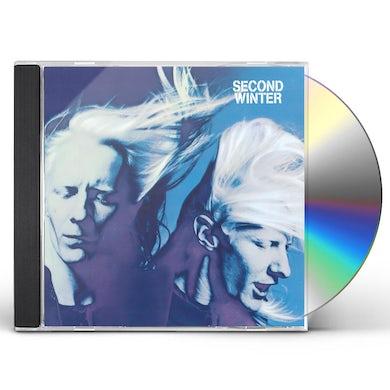 Johnny Winter SECOND WINTER CD