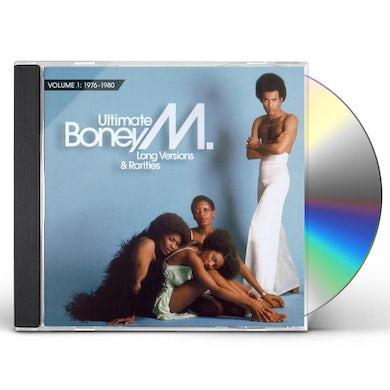 ULTIMATE BONEY M CD
