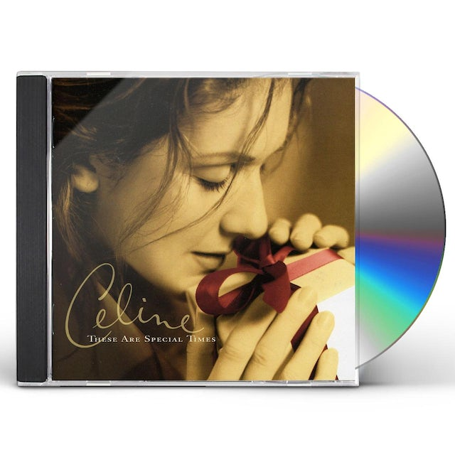 Celine Dion THESE ARE SPECIAL TIMES (IMPORTED) CD