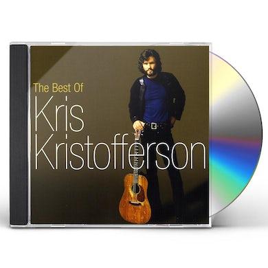 Kris Kristofferson VERY BEST OF CD