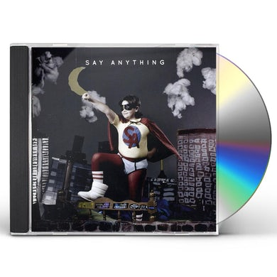 SAY ANYTHING CD