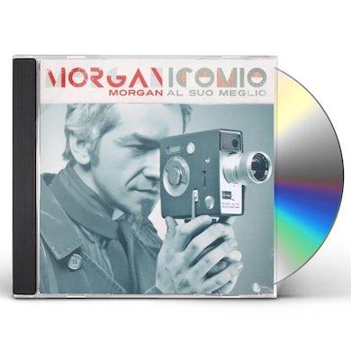 MORGANICOMIO CD