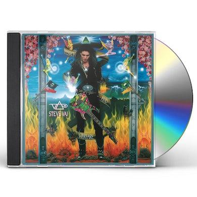 Steve Vai PASSION & WARFARE CD