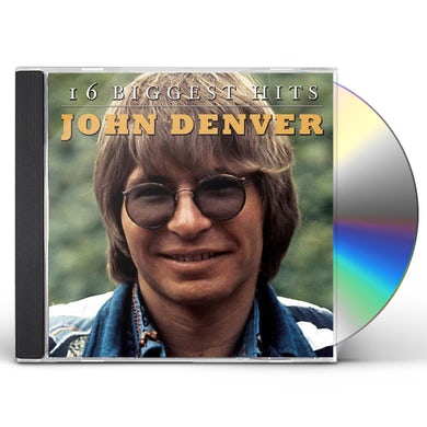 John Denver 16 BIGGEST HITS CD
