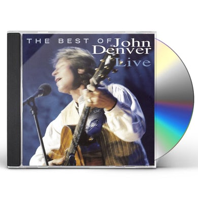 John Denver BEST OF LIVE CD