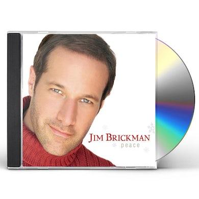 Jim Brickman Peace CD