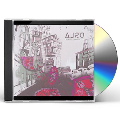ALSO CHINESE GHOST CITY CD